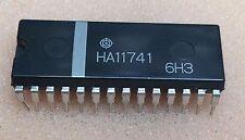 1 pc. HA11741  Hitachi  DIP28  NOS
