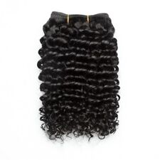 "Hair Extension weave Brazilian hair 8"" 50/bundle  kinky curly human hair  Weaves"