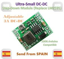 Ultra-Small DC-DC Step Down Power Supply Module 3A Adjustable Replace LM2596