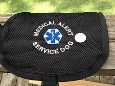 Service Dog Vest, Medical Alert, Handmade,custom sizes and embroidery available,