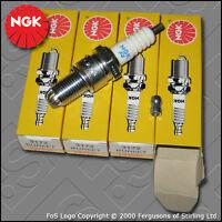 NGK SPARK PLUG SET for VW GOLF MK3 (1H) 2.0 8V GTI 2E ADY AGG AKR (1991-1998)