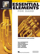 Essential Elements For Band - Baritone T.C. Book 1