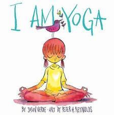 I Am Yoga (Hardback or Cased Book)