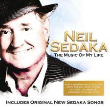 Universale's Neil Sedaka für Musik-CD