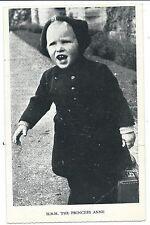 Royalty - Princess Anne Pitkin Postcard
