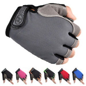 Bicycle Cycling Half Finger Gloves Outdoor Sports - BMX MTB Mountain Bike Riding
