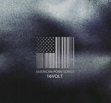 16 VOLT American Porn Songs CD 2009 16VOLT