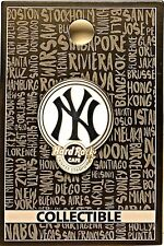 Hard Rock Cafe Yankee Stadium New York Core Logo 2017 HRC Pin New LE # 96181