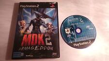 Jeux MDK 2 ARMAGEDDON   Pour PLAYSTATION 2 VF GA456