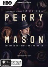 Perry Mason Series Season 1 DVD Region 4 &