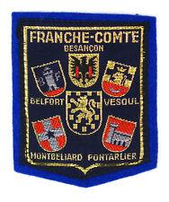 a9d8a250ee3 Ecusson brodé ♢ (patch crest embroidered) ♢ FRANCHE-COMTÉ