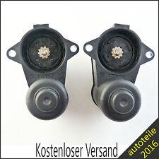2x Neu Stellmotor Elektrische Handbremse 6-seitig 6 Torx für Audi Q3 VW PASSAT