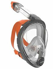 Ocean Reef Aria Full Face Snorkeling Mask Anti-fog Snorkel L/XL