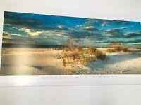 Doug Cavanah Photography  - Beaches Sunsets Large Print  20 x 48 Image Size