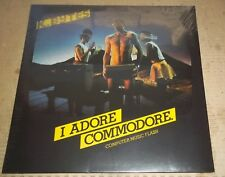 K.BYTES - I Adore Commodore-Computer Music Flash - Mondo Groove MGLP 104 SEALED