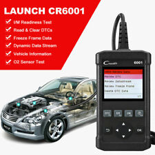 LAUNCH CR6001 Full OBD2 Scanner Engine O2 Sensor Test Auto Code Reader Scan Tool