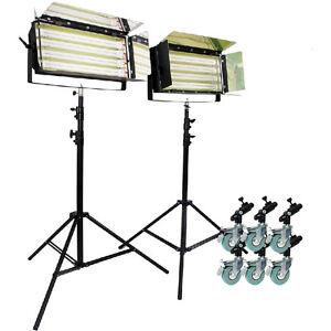 osram 2200W Fluorescent Light 2 xfour Banque continue d'éclairage avancée du sci