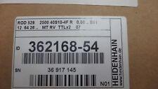 **NEW IN BOX** HEIDENHAIN ENCODERS 36216854  ROD 529 2500 40S10-4F