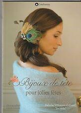 Bijoux de tête pour jolies fêtes Héloïse Villenave-Gabaud