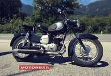 Puch 175 SV Oldtimer Motorrad 1959 Klassiker mit deutschen Papieren