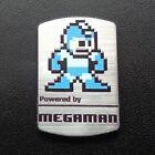 Mega Man Rockman 8-bit NES Nintendo Logo Label Decal Case Sticker Badge 429d