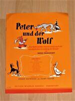 Serge Prokofieff - Peter und der Wolf - Eine Suite leichter Klavierstücke