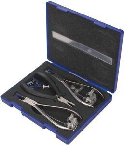 Professional plier set for silhouette frames rimless frames glasses plier kit