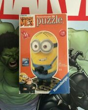 New Ravensburger 54 Piece 3D Puzzle Minion (Jeans)