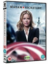 Madam Secretary - Season 2 [4 DVDs] *NEU* Staffel 2 DVD