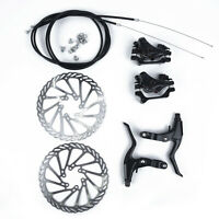 BB5 Mountain Bike Mechanical Disc Brake Front & Rear Set With G3 160mm Rotors US