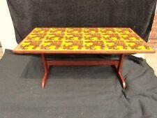 Unbranded Teak Rectangle Vintage/Retro Coffee Tables