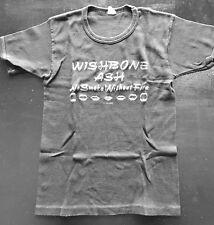 Wishbone Ash Promo T Shirt No Smoke Without Fire 1978 Girls Babydoll Used