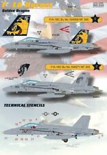 Imprimé échelle 1/72 F/A-18C Hornet Part 2 # 72045