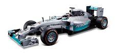 Mercedes Benz F1 RC Car Formula 1 Racing Radio Control Vehicle 1:14 Scale Model