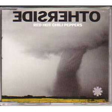 ★ MAXI CD RED HOT CHILI PEPPERS  Otherside Promo 1 track jewel case   ★