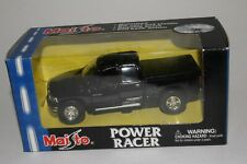 Maisto Power Racer Diecast Metal RAM 1500 Pickup Truck 1/33 Scale, Boxed Lot A