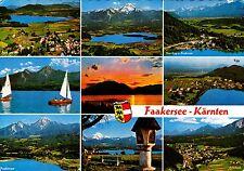 Faakersee - Kärnten  , Ansichtskarte 19?? gelaufen