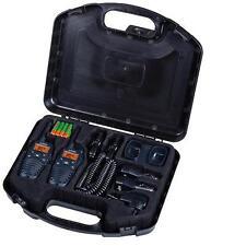 ORICOM 2 WATT TRADIE PACK UHF2190 UHFTP2190 UHF HANDHELD RADIOS 80 CHANNELS