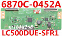 6870C-0452A  LG Display T-con Board LC500DUE-SFR1_Control_Merge Philips  SONY