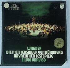 Wagner: Die Meistersinger von Nürnberg/Varviso Philips Stereo 5LP Box Set EX