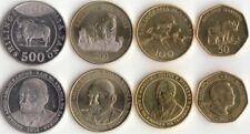 TANZANIA 4 coins