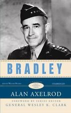 Great Generals: Bradley by Alan Axelrod (2008, CD, Unabridged)