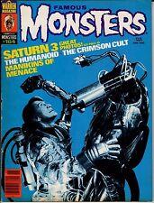 A Warren Magazine Famous Monsters #164 JUNE 1980 VF 8.0