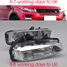 2x LED DRL Front fog lamps lights upgrade Pure Prestige For Range Rover Evoque