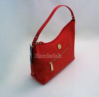 NWT Tommy Hilfiger Women's Hobo Satchel Shoulder Tote Bag / Red
