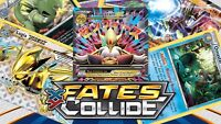 5x to 50x Pokemon Cards Bundle XY: Fates Collide - RARE HOLOS GUARANTEED