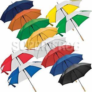 Automatic Umbrella Wedding Golf Parasol Canopy Folding Sun