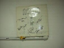 AC/DC Signed LP Flick Of The Switch 1983 5 Musicians In The Band