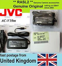 Genuine Original JVC AC POWER Adapter AC-V10m  Everio SD CAMCORDER