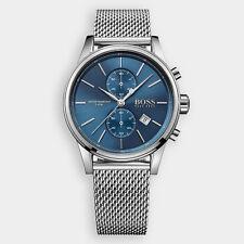 HUGO BOSS Herren Armbanduhr Chronograph Edelstahl HB 1513441 | ORIGINAL | NEU
